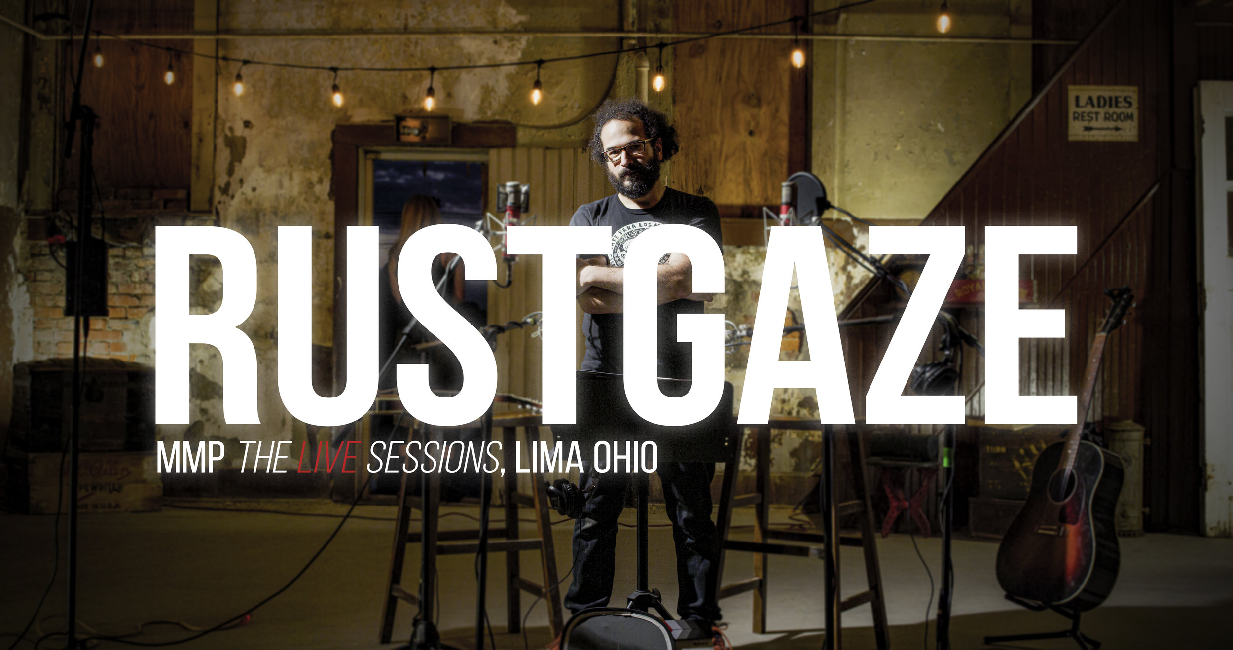 Rustgaze the MMP Live Sessions in Lima Ohio
