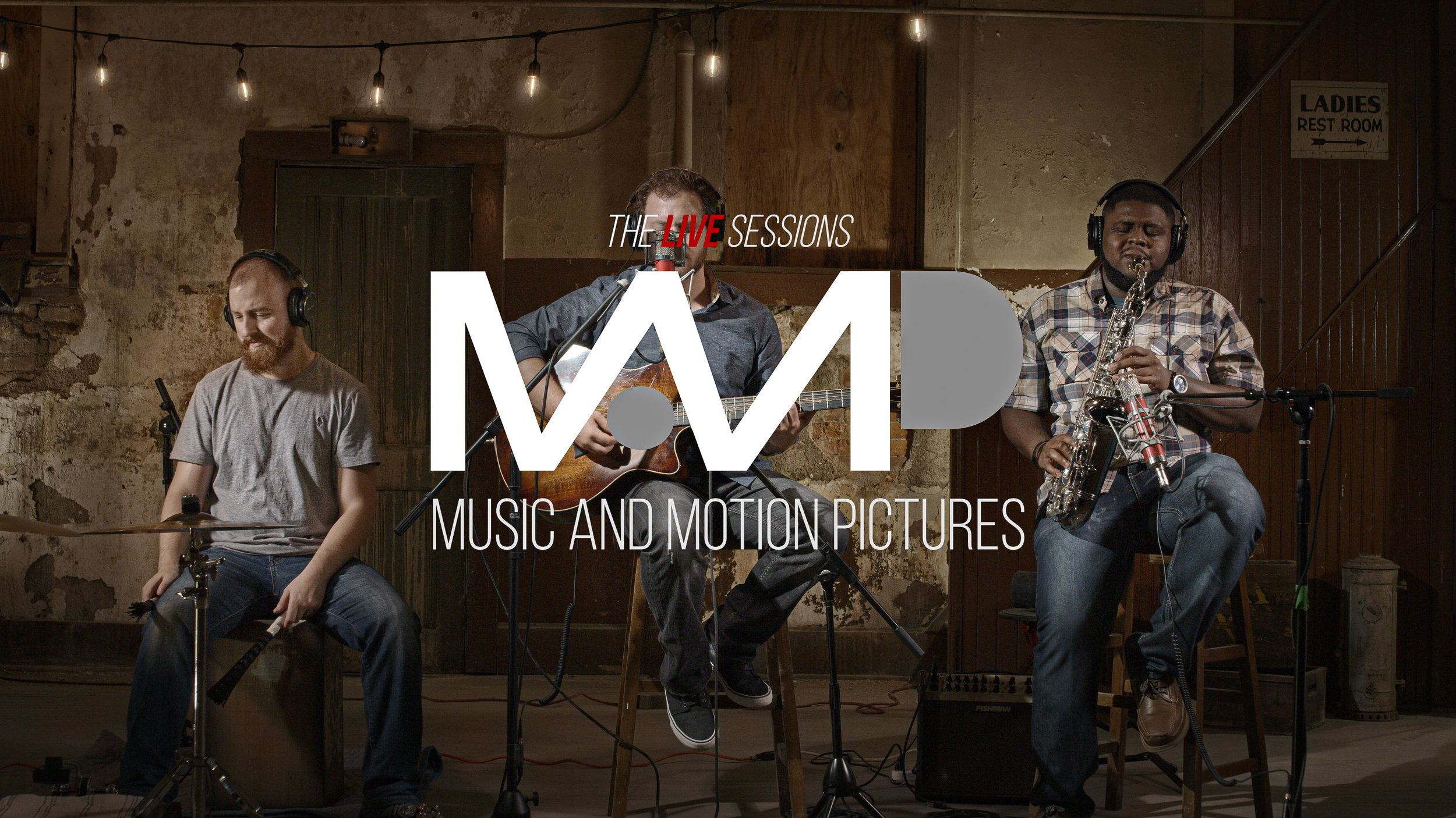 MMP Live session with Moths in the Attic