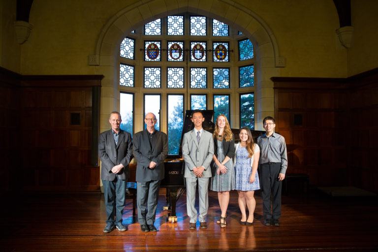 10/05/2014: Inaugural Intercollegiate Piano Competition   St George's hosts the first Intercollegiate Piano Competition, between students of University of Western Australia residential colleges.