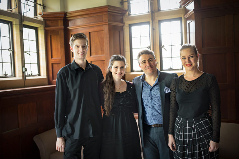 05/12/2015: Maxim Vengarov Masterclass   The College hosts renowned violinist Maxim Vengerov for a masterclass in association with Musica Viva.