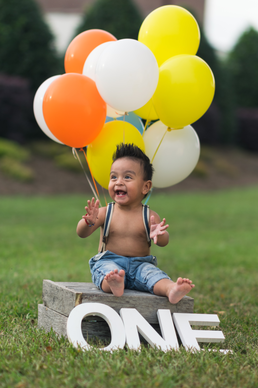 Matteo's 1st Year