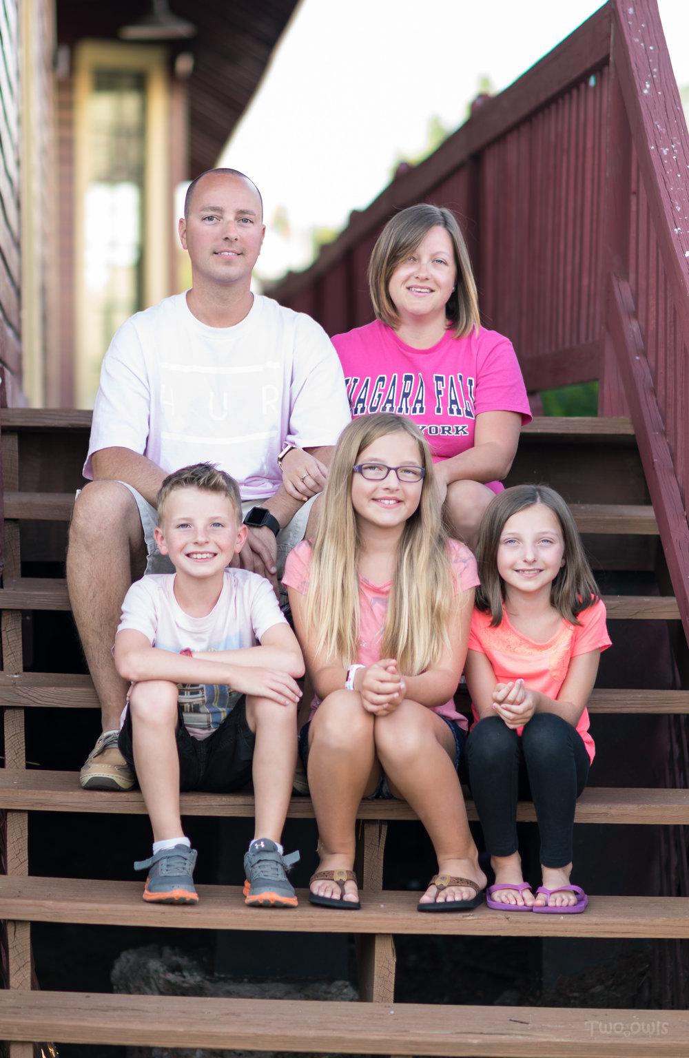 The Benson Family