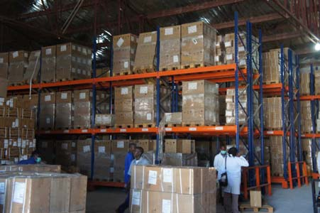 MOZAMBIQUE WAREHOUSE ASSESSMENT