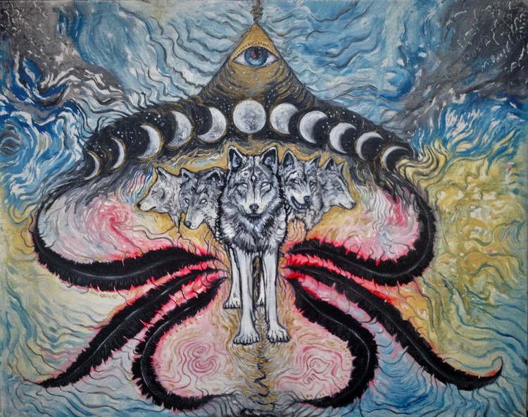 """Multi-dimensional Wolves"""