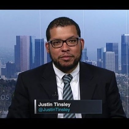 Justin Tinsley  Sports Journalist