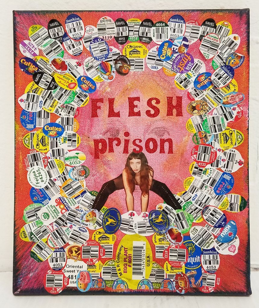 Flesh prison