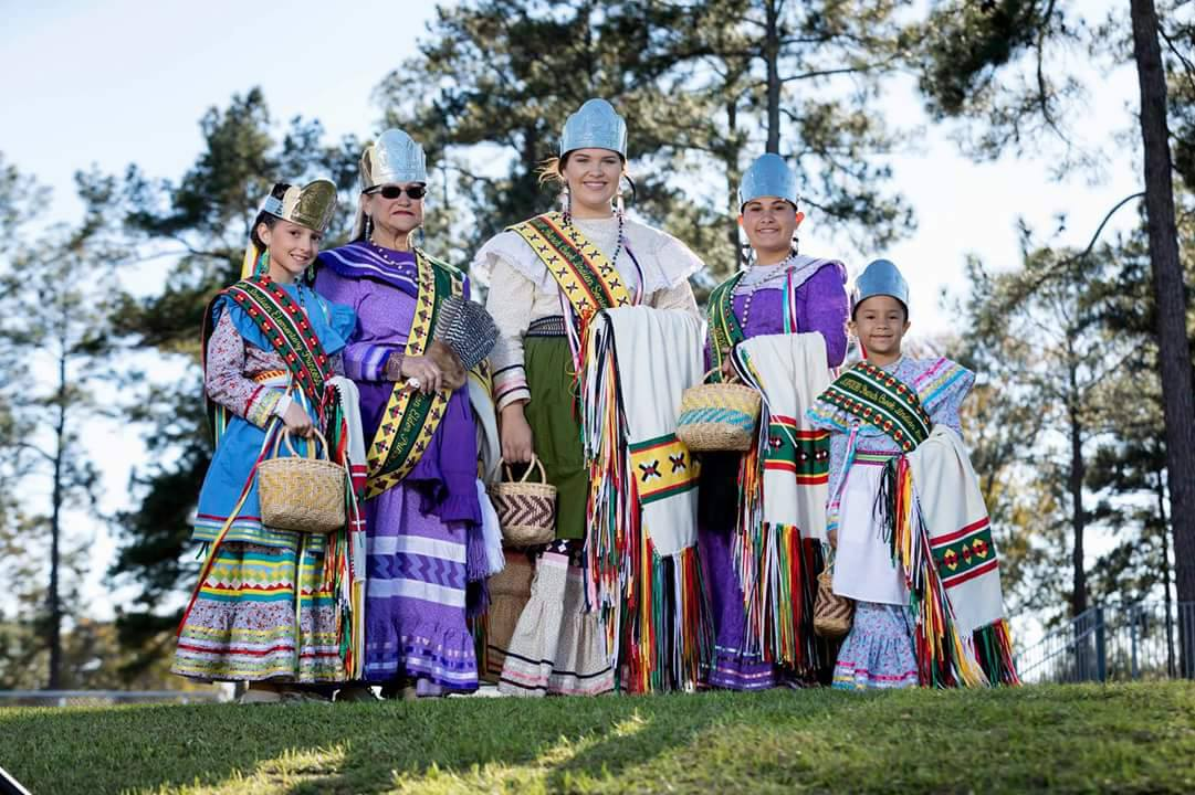 Image from  Poarch Band of Creek Indians