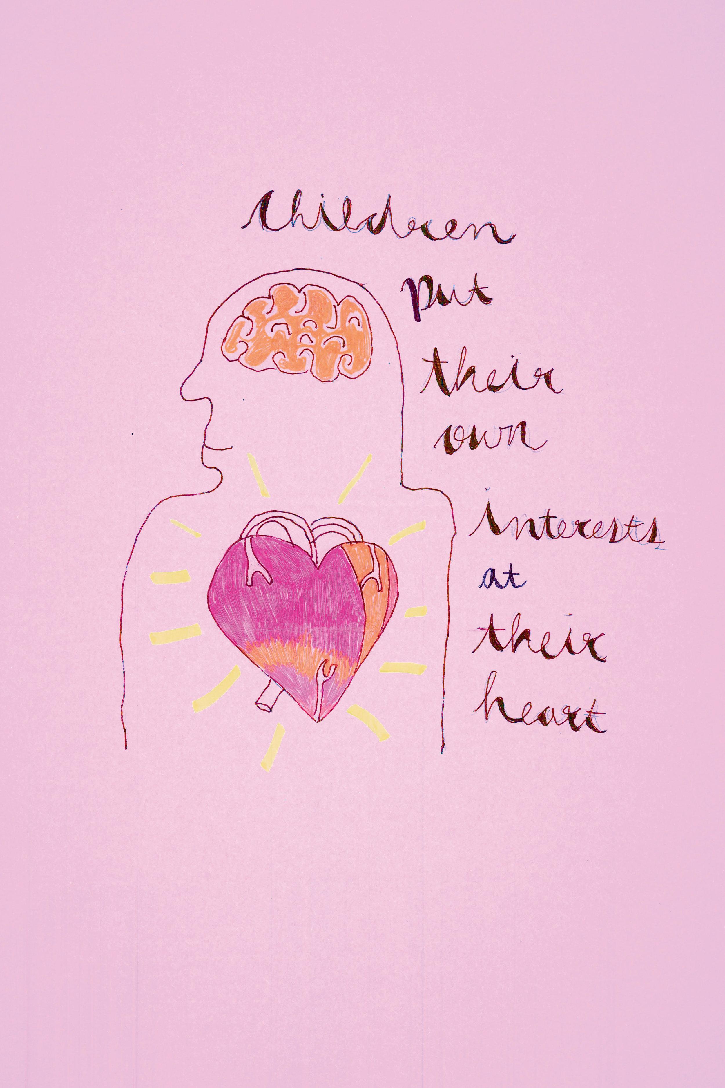 Artist: Coco Pavlovic, Age 11, Montessori East