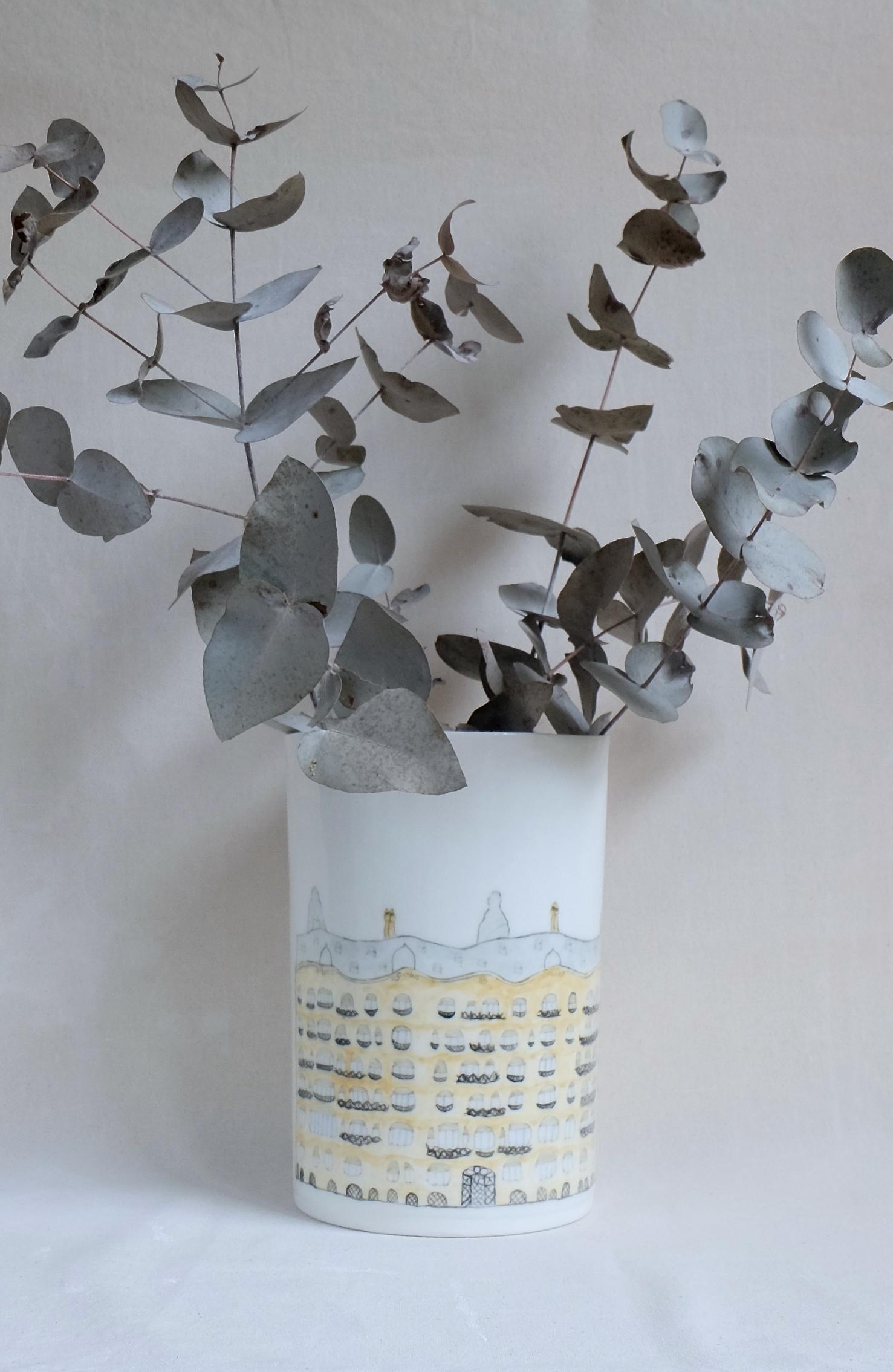 Casa Mila Barcelona, Spain Custom gift
