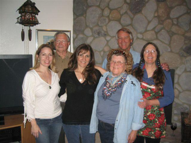 Founding Board-Tara Matthews, Bob Plank, Carol Hill, Roberta Dewey, Bert Bays and Jill Bays