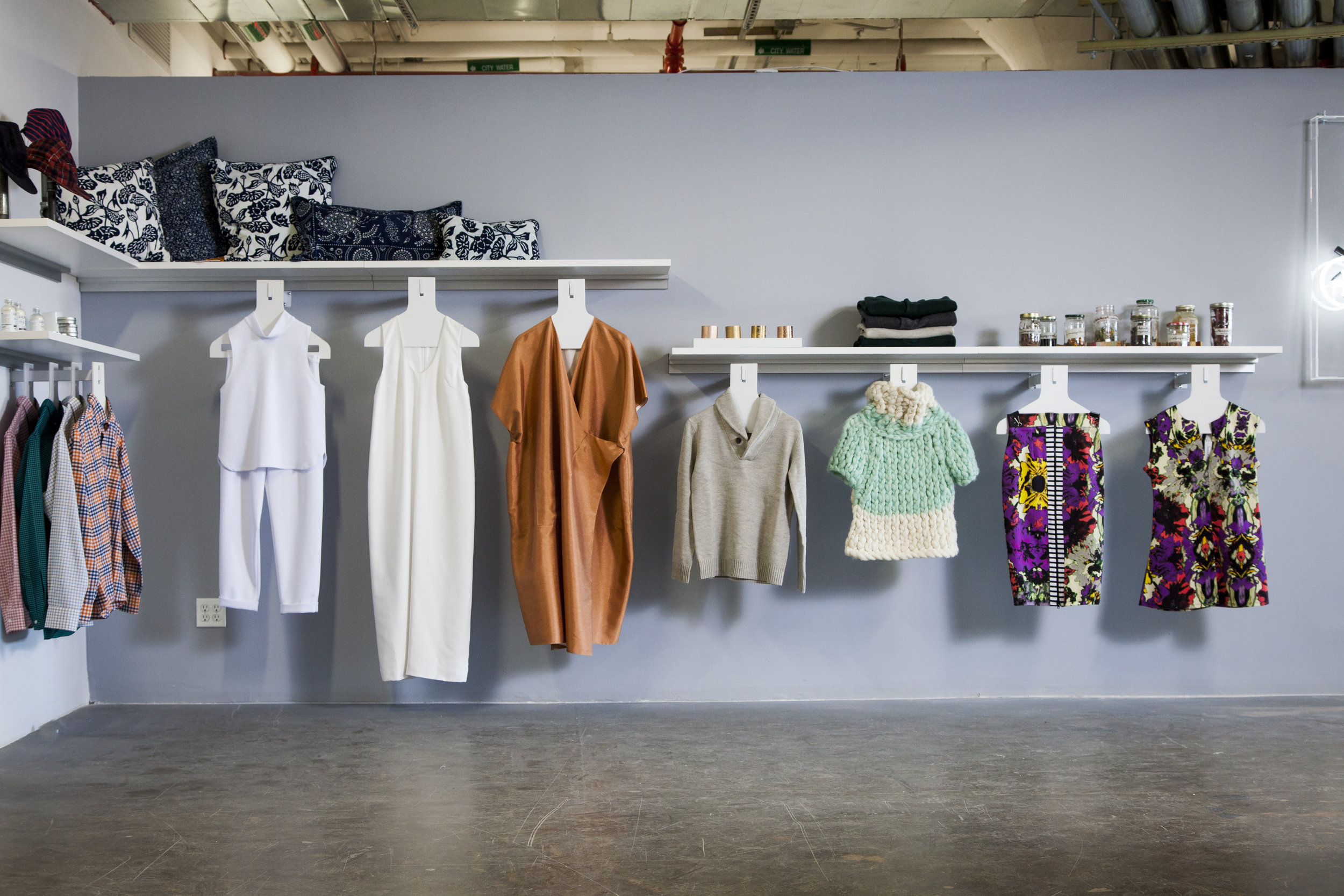 Brooklyn Fashion + Design Accelerator features work by its fellows