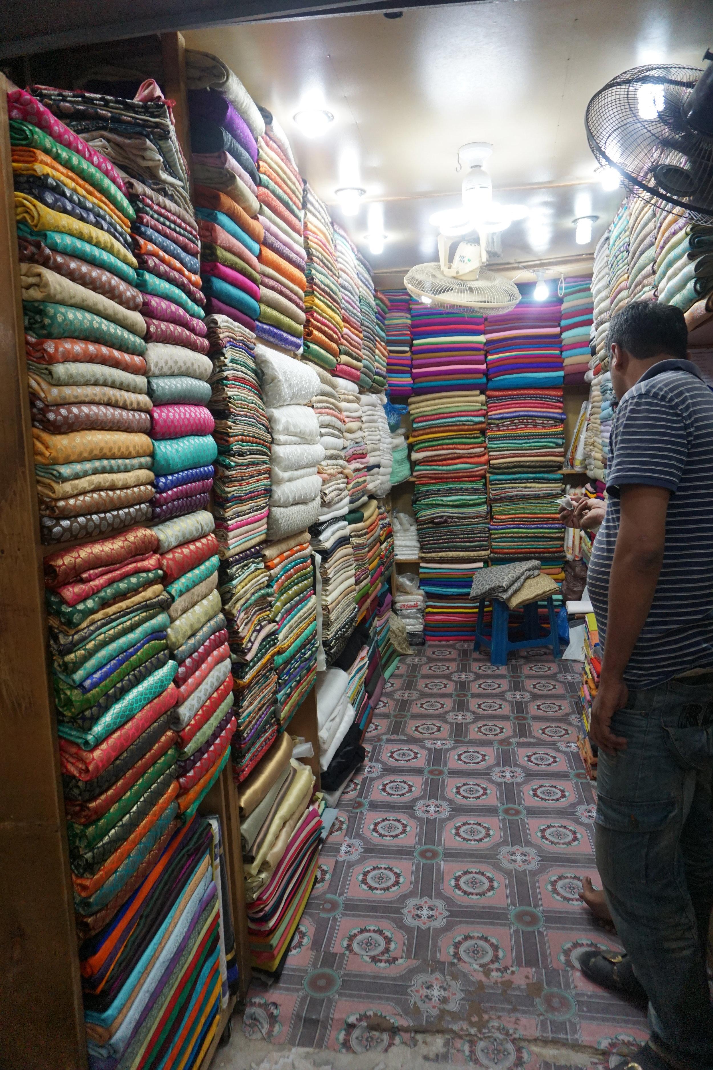 Ghousia Market, Karachi, Pakistan
