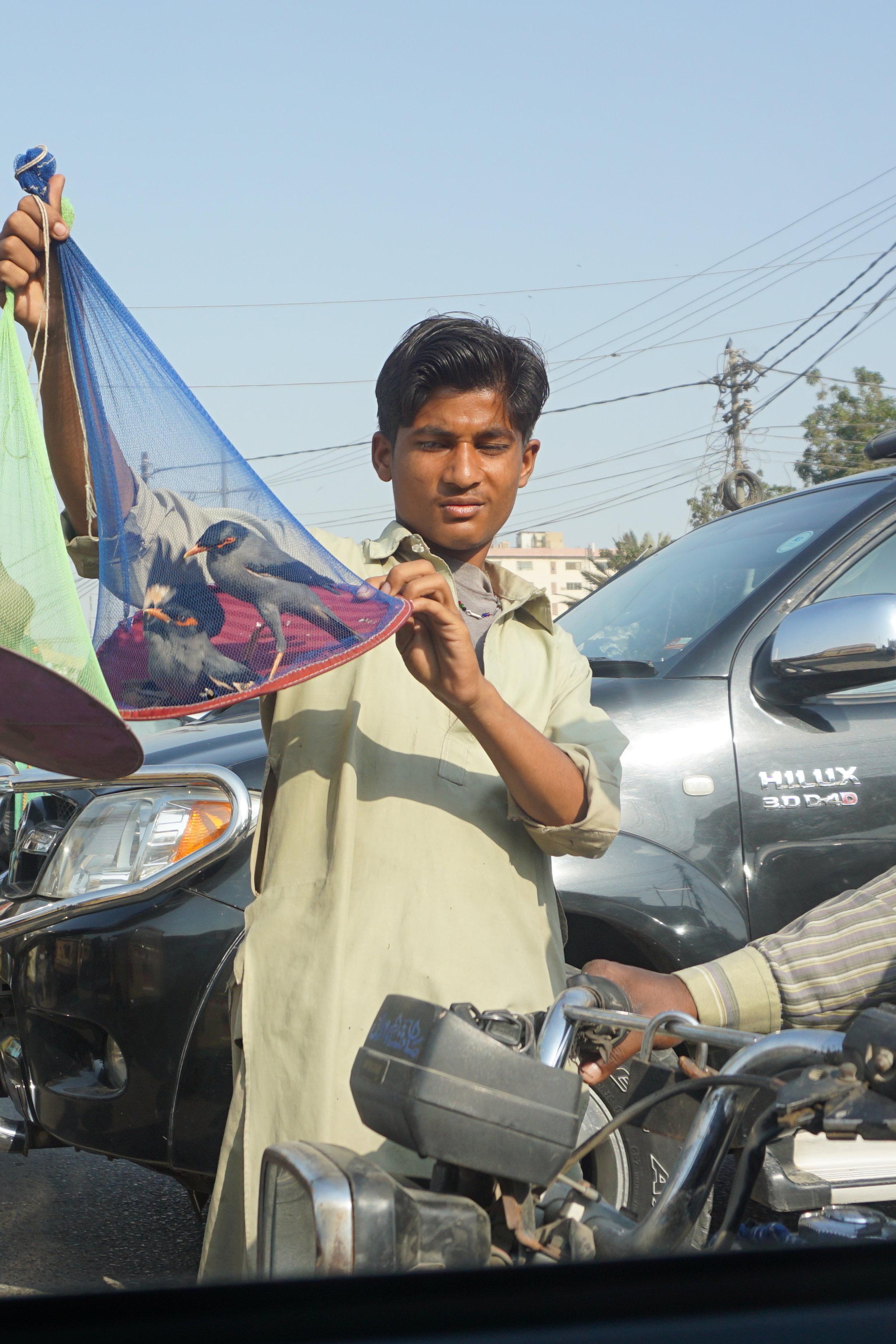 Roads of Karachi, Pakistan