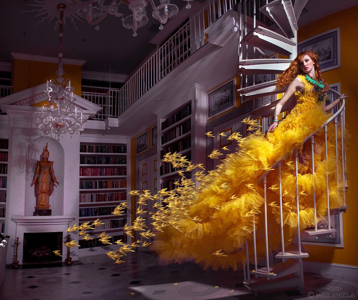 aniela bird dress glamour faine art portrait.jpg