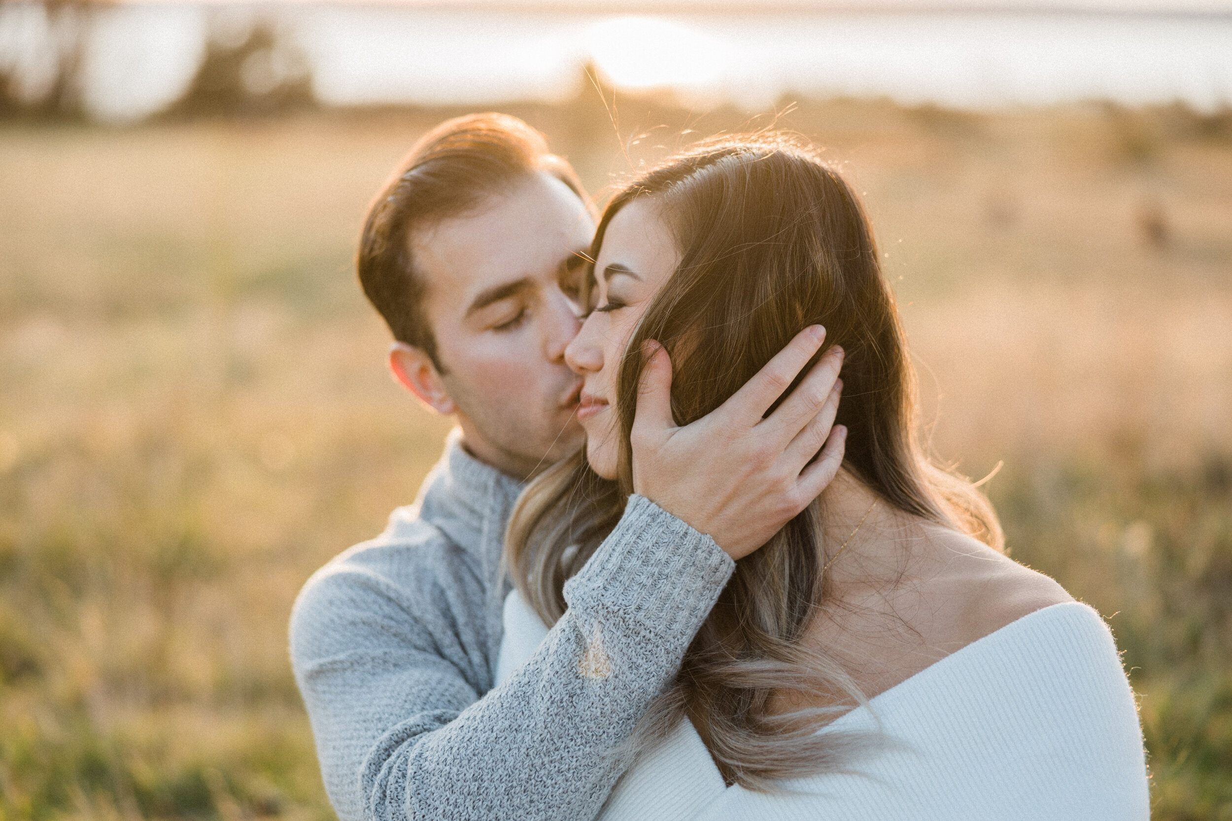 Lanna + Pavel - Discovery Park Engagement