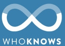 WhoKnows - Whether you're collaborating through email, intranet, SharePoint or a social enterprise network, getting the answer to your problem begins with identifying the right co-worker. They help you find them – instantly. For the first time ever, whether you're looking for information or an introduction, you can be immediately connected to that expert colleague with a quick browser search.