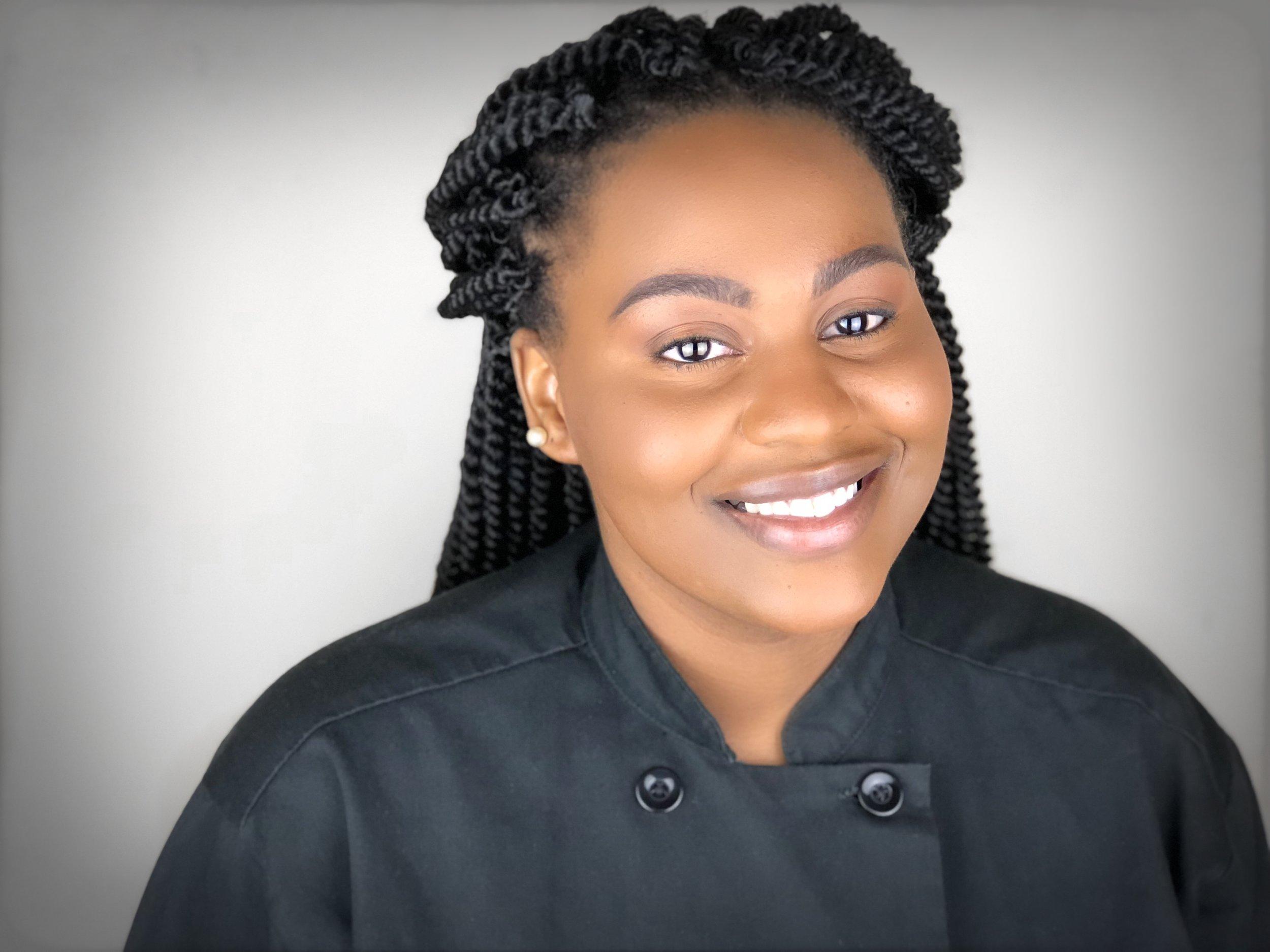 Demetria Taylor | Chef| | IG: stirringgreed_ | Maryland