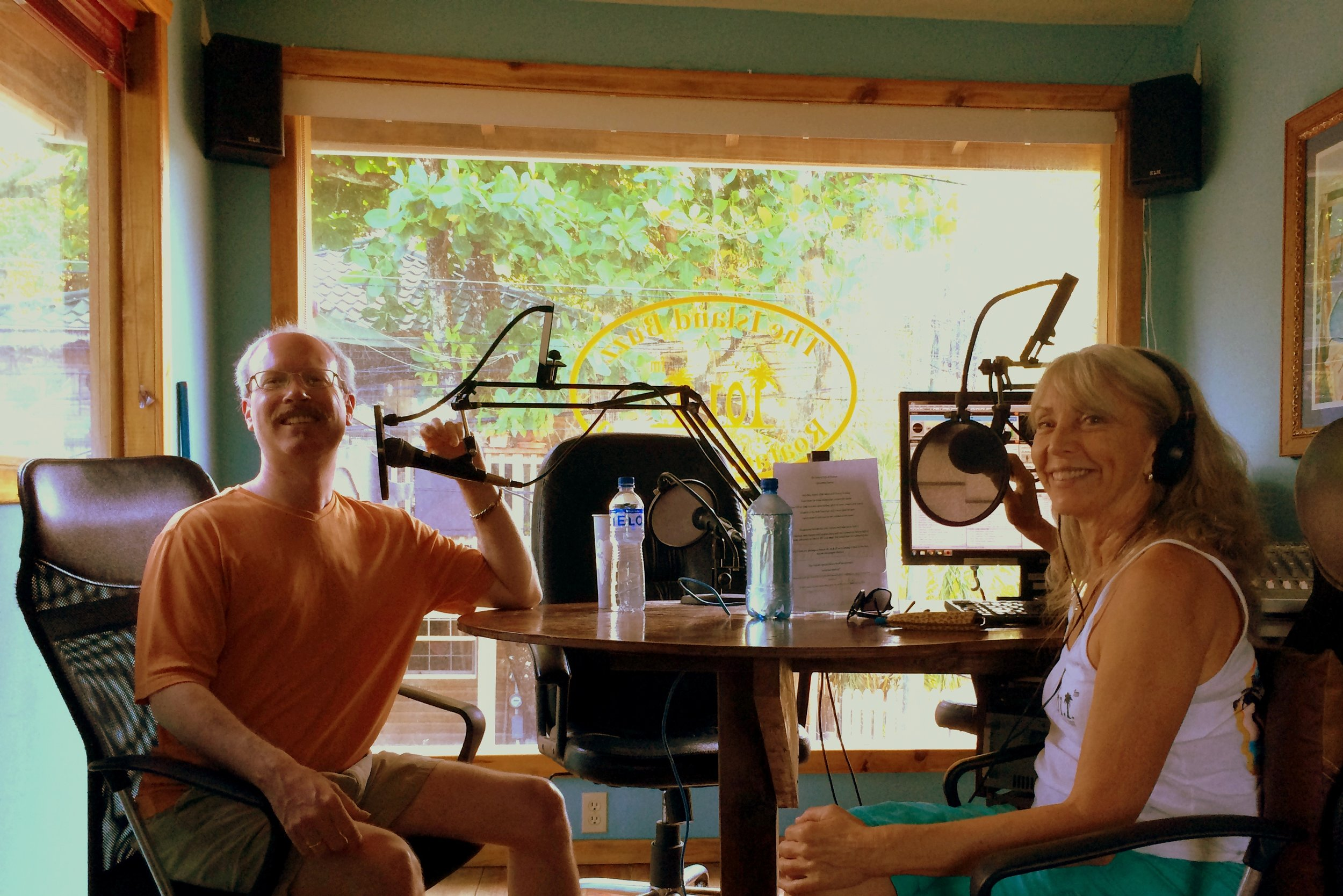 """Holistic Living"" radio show with Barbara Wastart"
