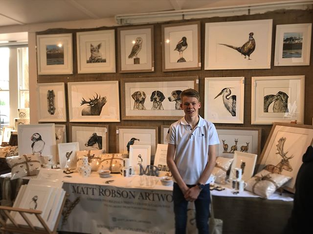 Im all set up at the Alnmouth Arts Festival. I will be exhibiting in the Hindmarsh Hall tonight from 7-9pm, then Saturday and Sunday 10:30am-5pm. Hope to see you there!