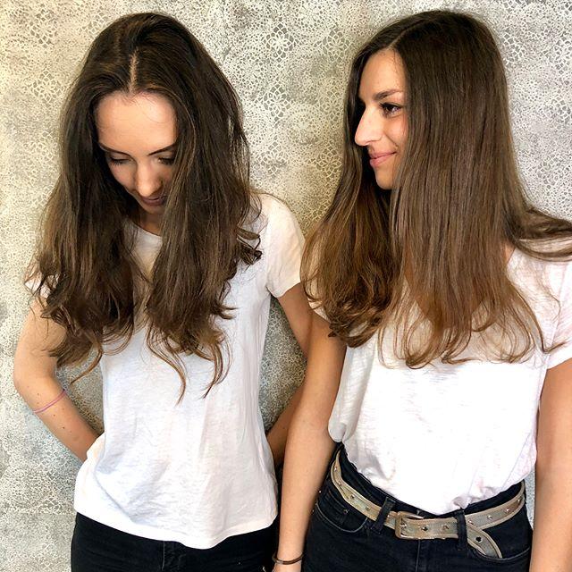 Partiamo subito da un con un prima e dopo doppio!!!! Scorrete👉🏻 Buona giornata a tutti!!☀️ https://www.etrebel.it/blog/2017/7/1/schiariture-capelli-a-mano-libera-per-un-effetto-naturale-rientro-dai-tropici