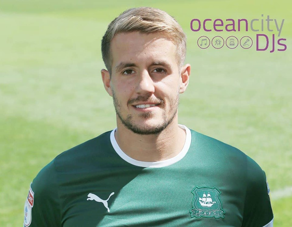 Scott Wootton - Plymouth Argyle