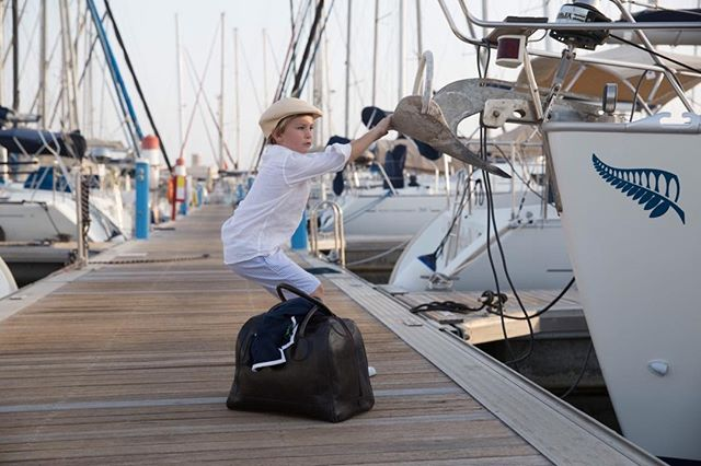 It's not yet a weekend but Smart Alek is all well-equiped for the 3 days boat trip ⛴⚓️🗺 #weekender #sailinglife #simple #luxury || Online Store || www.smartaleklondon.com