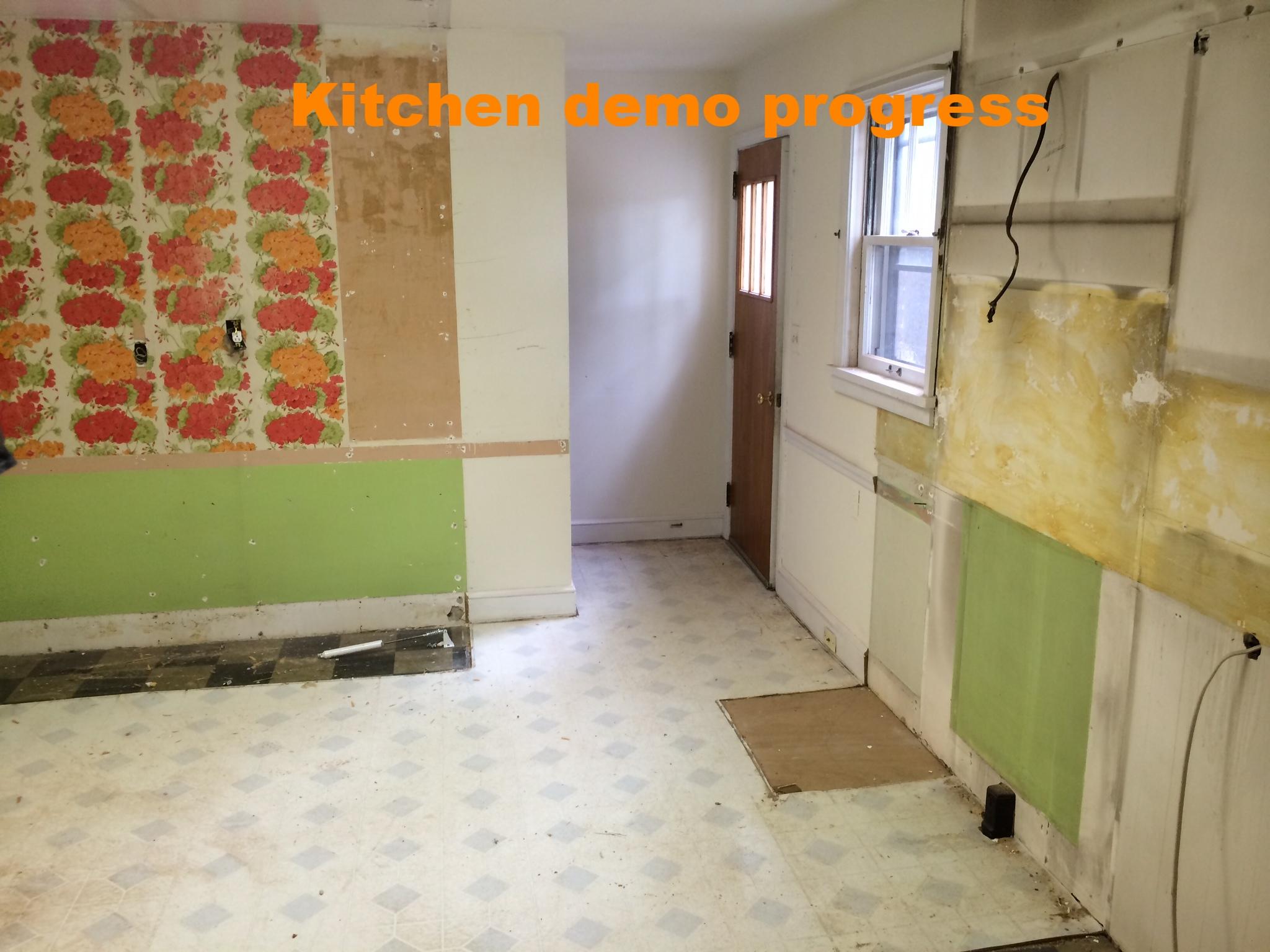 Kitchen demo progress_1.JPG