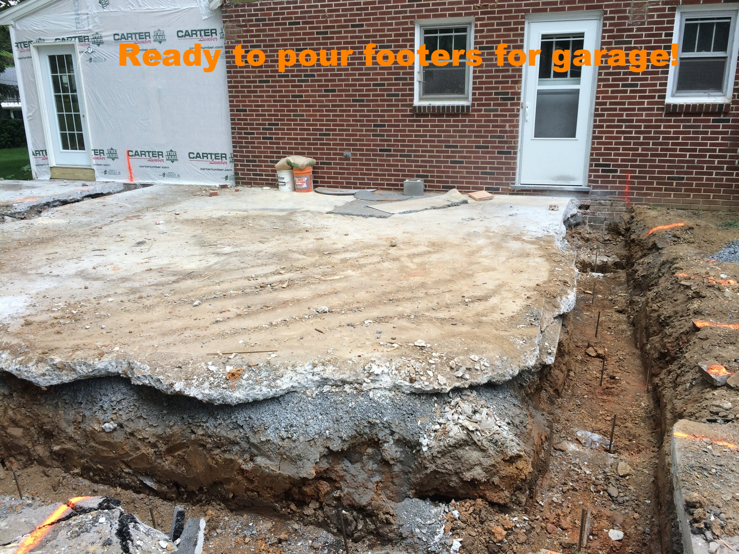 ready to pour footers.JPG