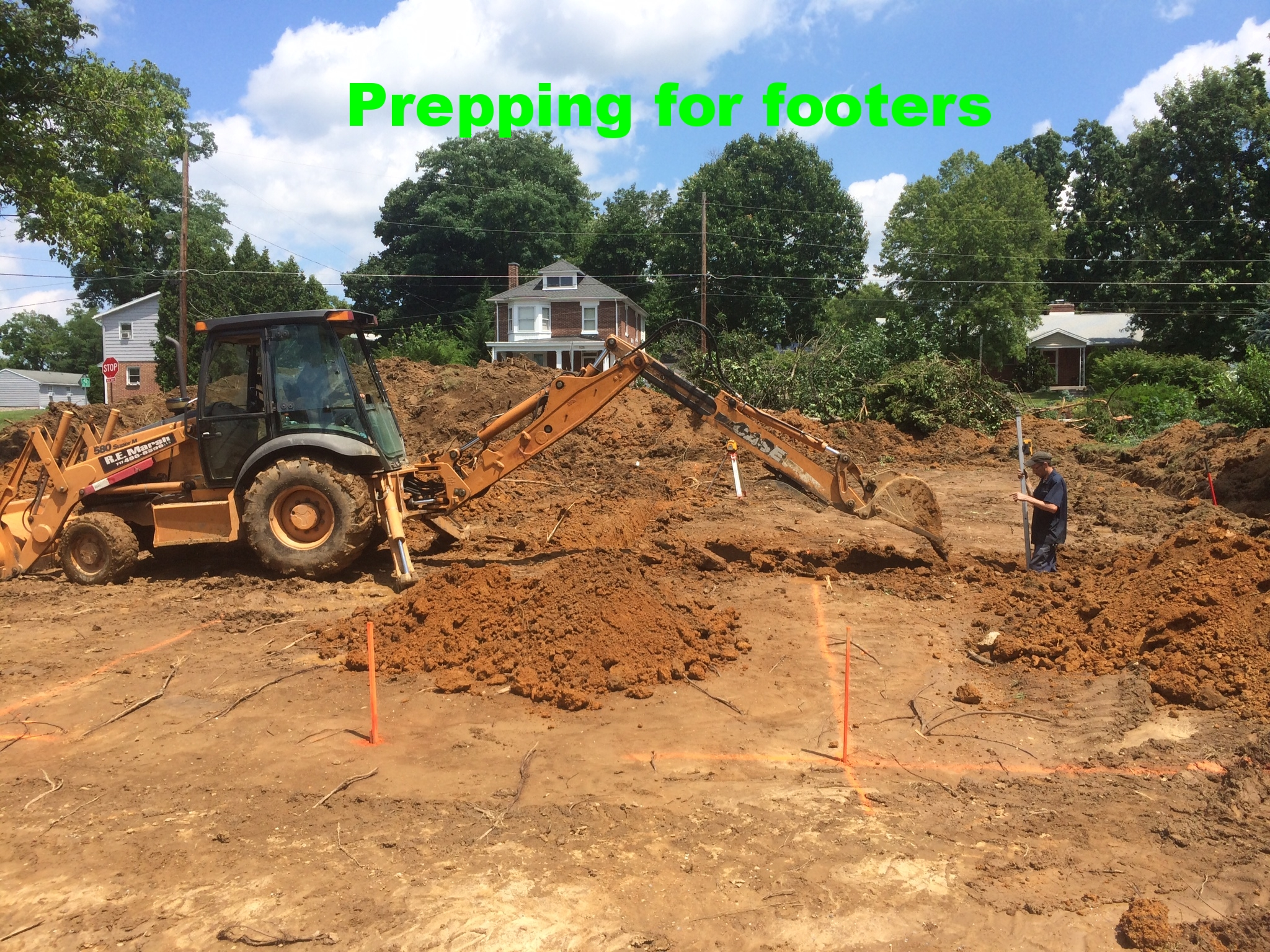 Prepping for footers.JPG