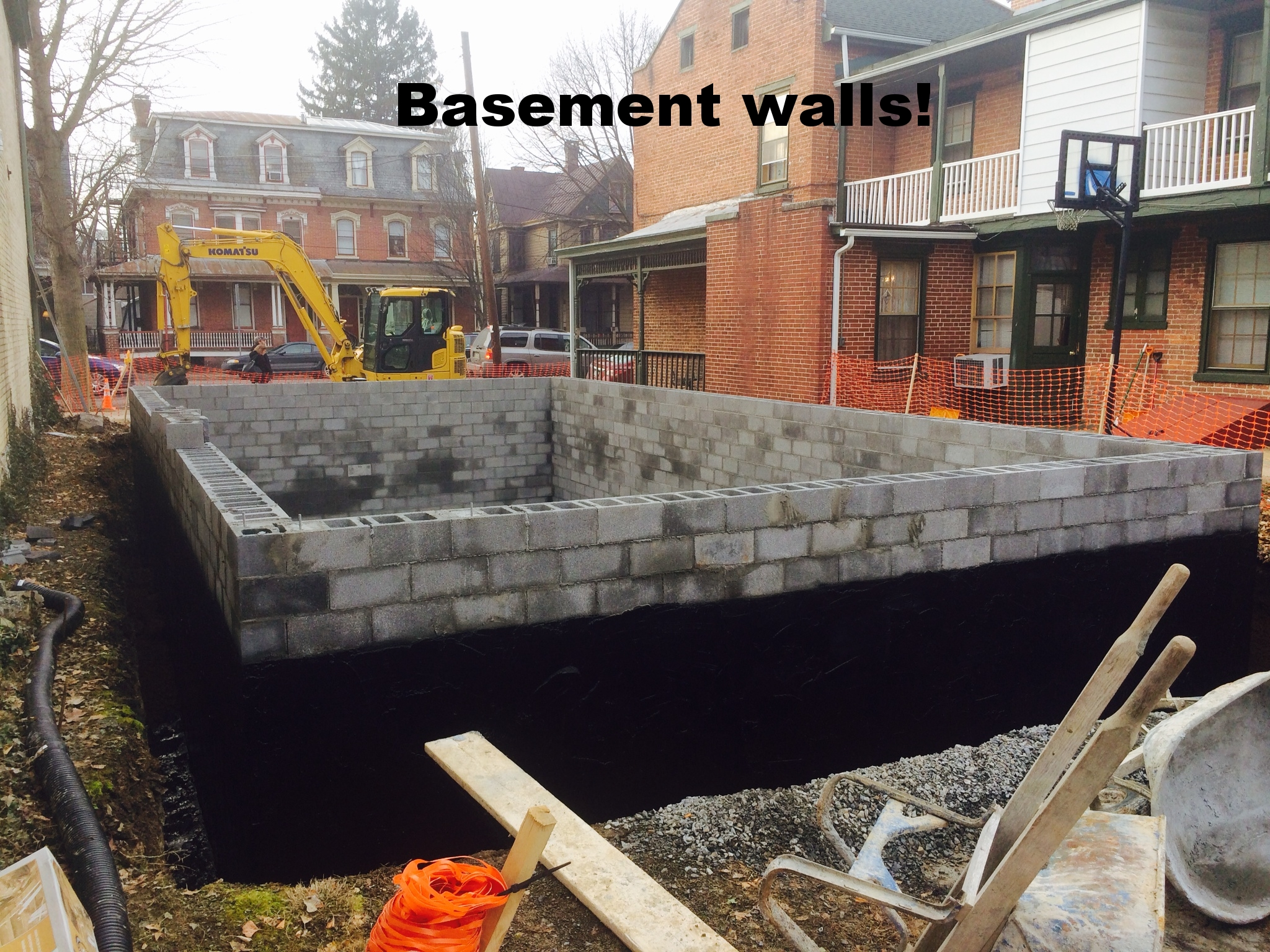 5 - basement walls going up.JPG