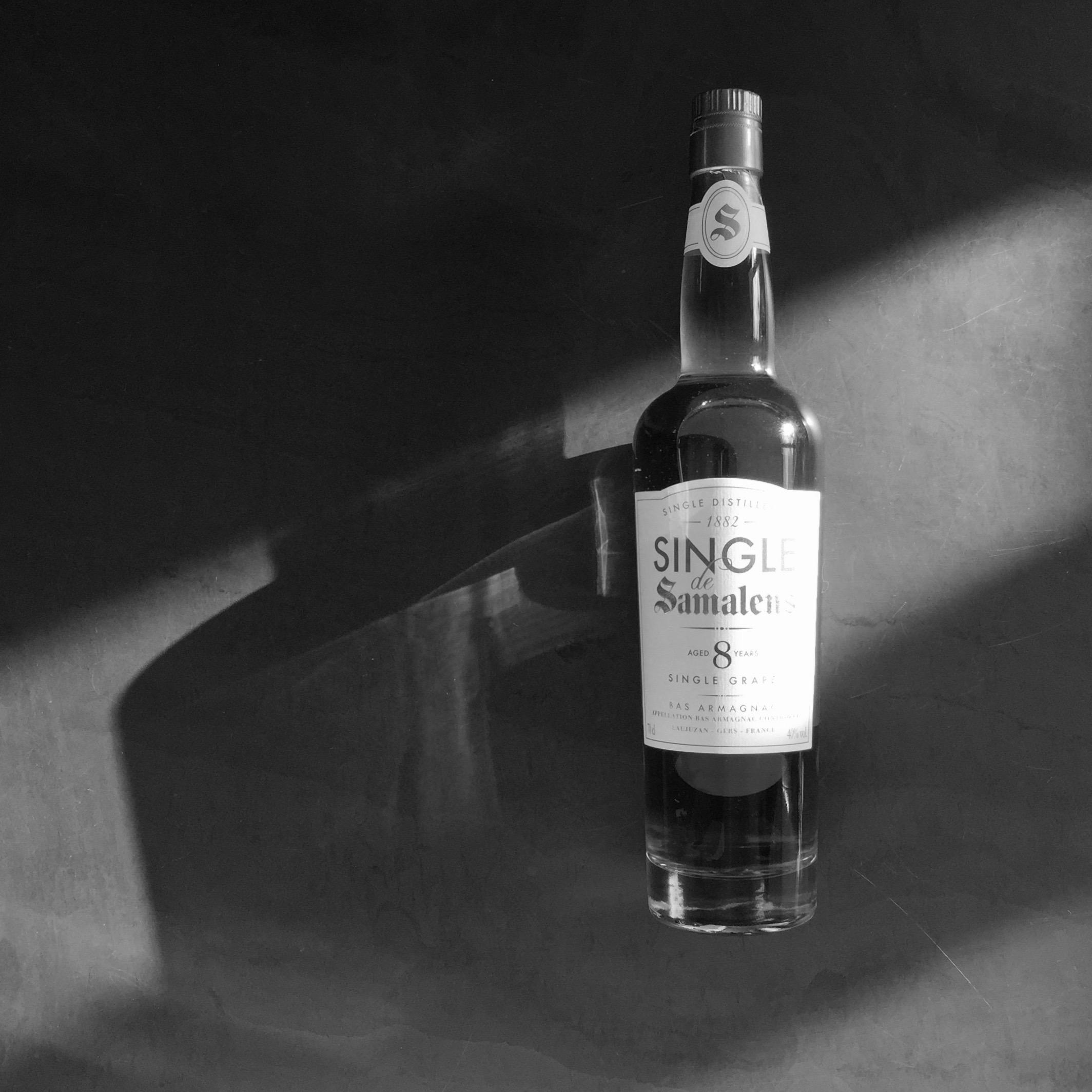 Samalens Single 8 bottle