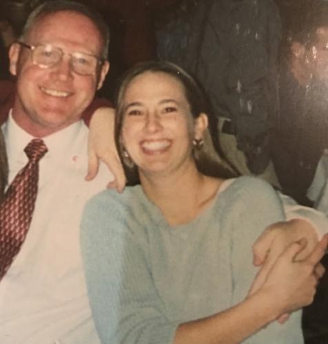 Me and my Daddio, circa 2000