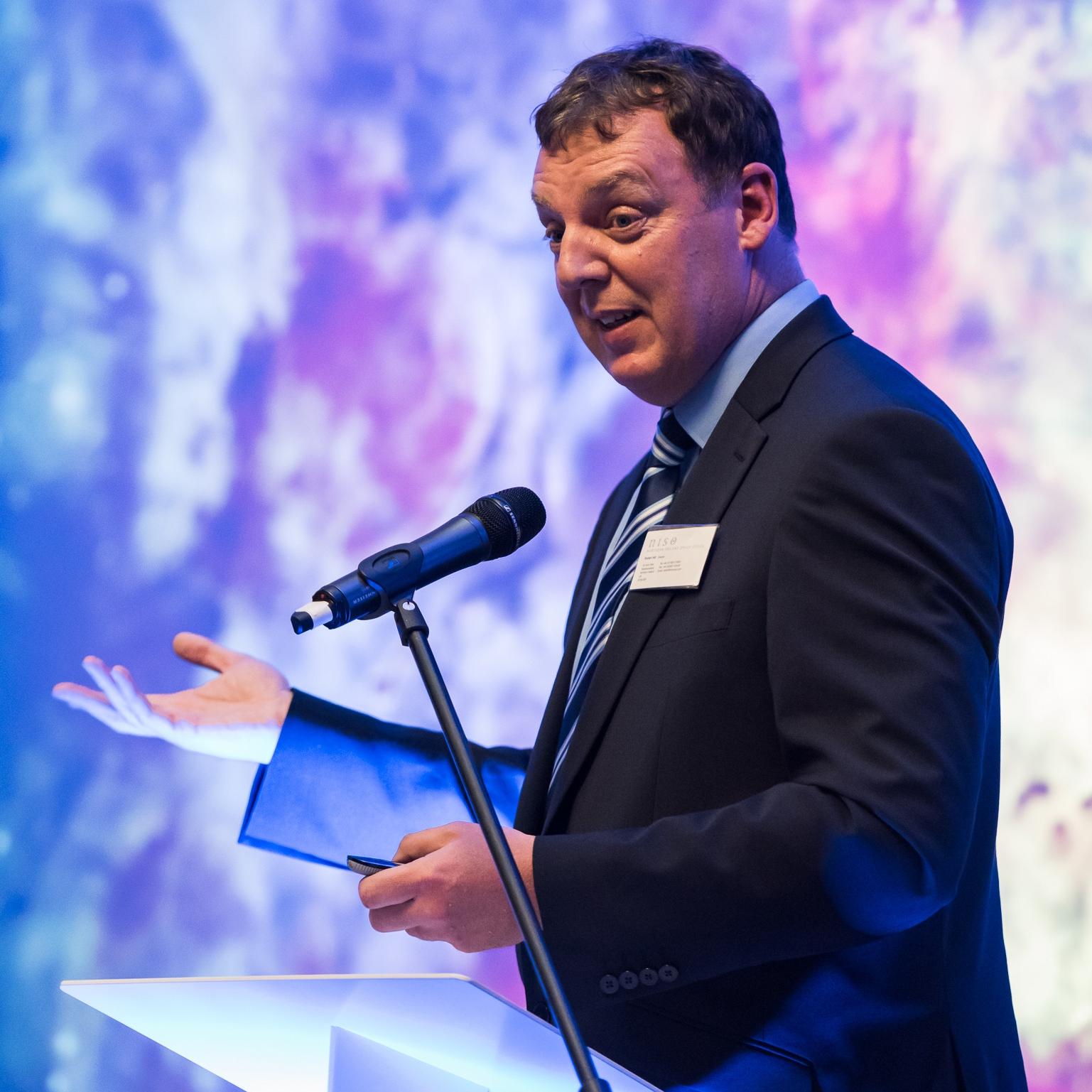 Robert Hill - Space Adviser, First Derivatives plc