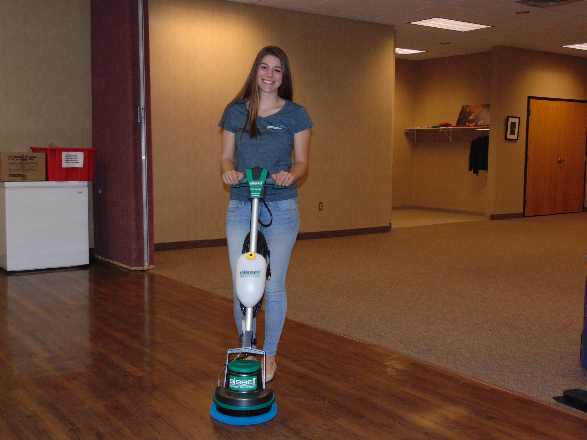 kitchener clean offers many types of floor care
