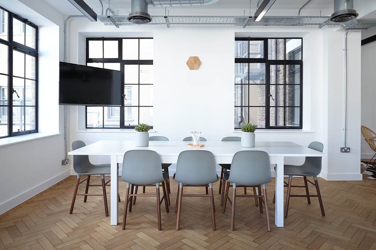 Let Kitchener Clean make sure your office is in peak form.