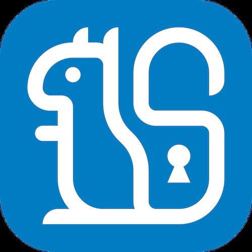 Le logo de SQRL