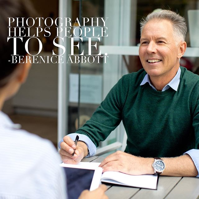 """I am editing a slew of headshot / mini-brand sessions that I shot in San Fran this week and this quote really spoke to me. I can't tell you how many times I hear from clients, """"I always hate photos of me..."""" which immediately lights a fire inside me to create an image that doesn't simply make them """"look good"""" but to create an image that celebrates their soul. To allow them to see what the rest of us sees in them - their internal beauty and their unique awesomeness that they contribute to this world. Next SF sessions: Nov 15 & 16! DM me if you're ready! . . . #sanfranciscophotographer #sanfranciscoheadshots #sanfranciscoheadshotphotographer #sanfranciscocommercialphotographer"""