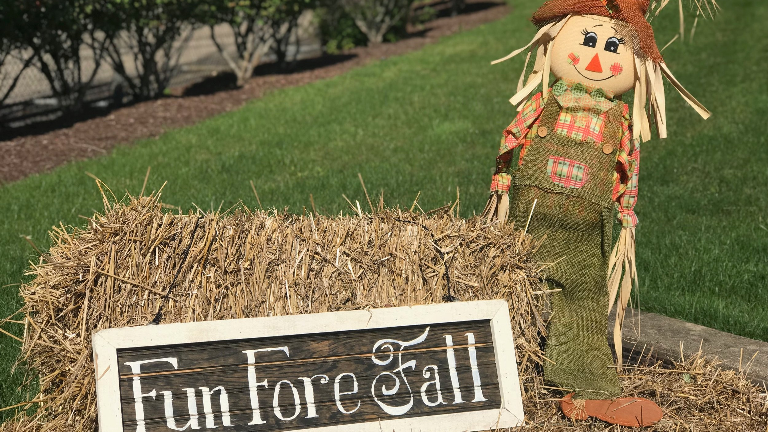 Coming Soon<br> <b>FUN FORE FALL FESTIVAL</b>