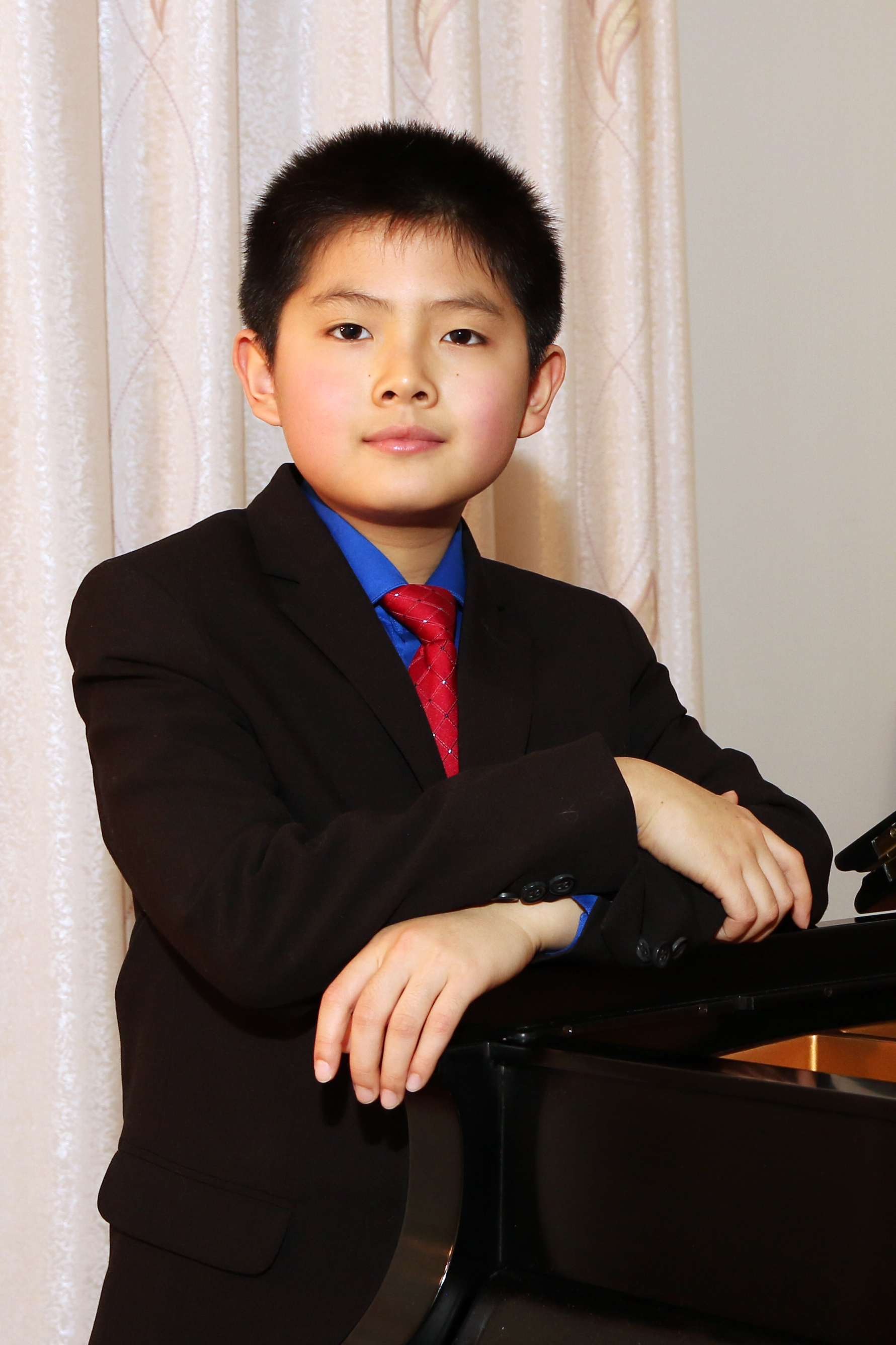 William Ge, PA Student of Natalie Zhu
