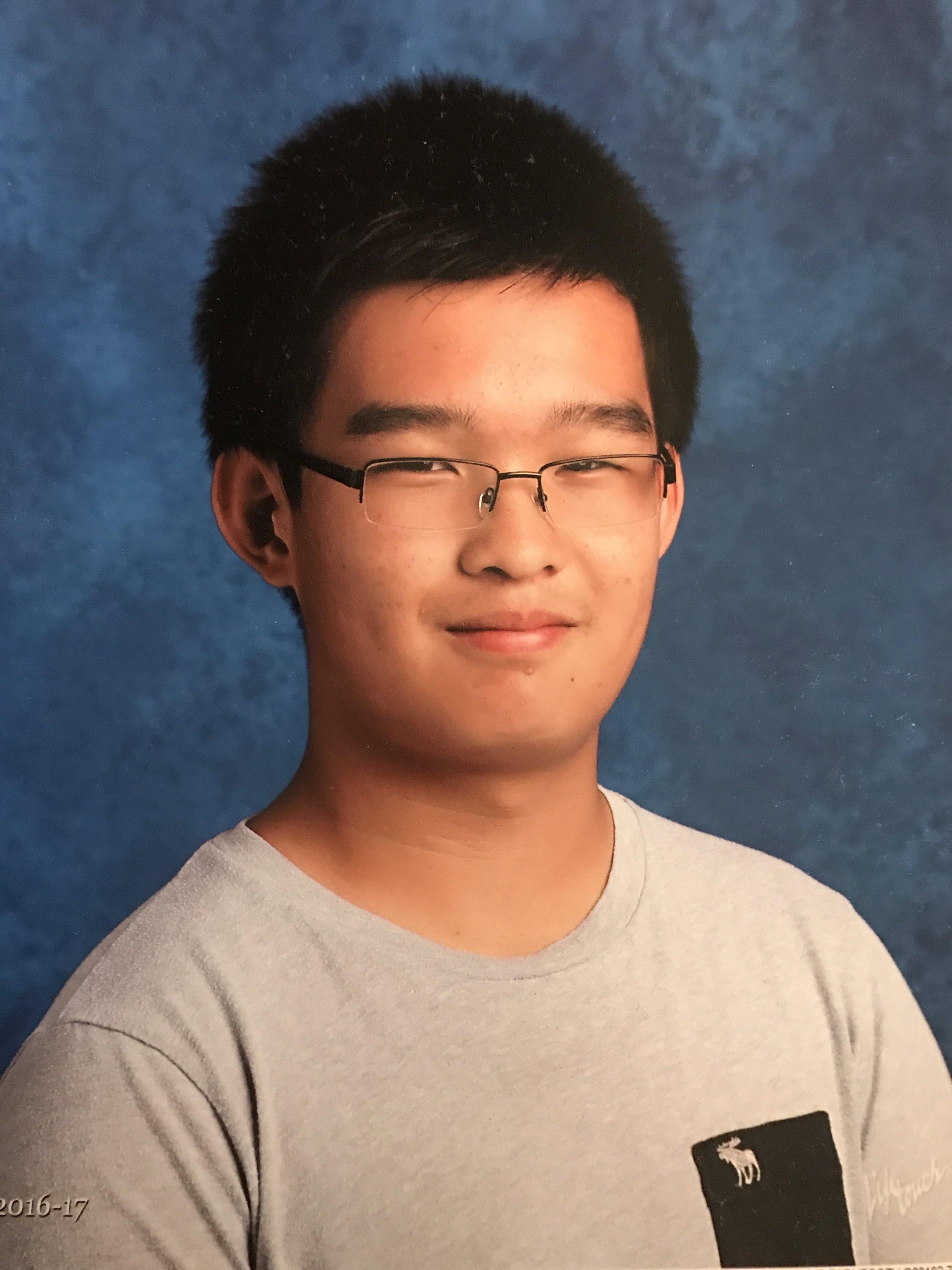 Michael Zhou, PA Student of Anna Kislitsyna