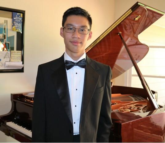 Cao Linh Pham, VA Student of Cecilia Cho
