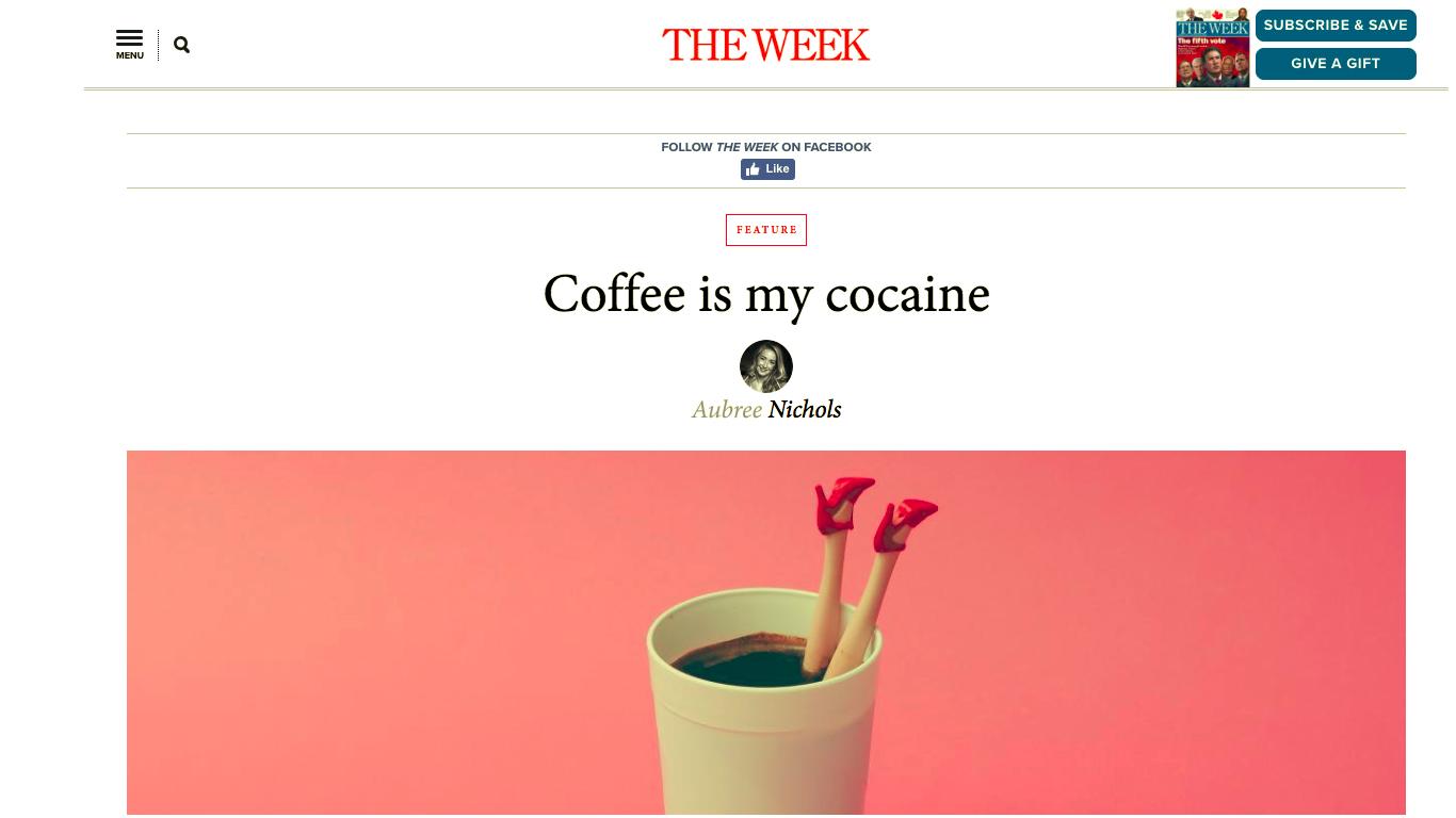 the-week-coffee-cocaine-self-love