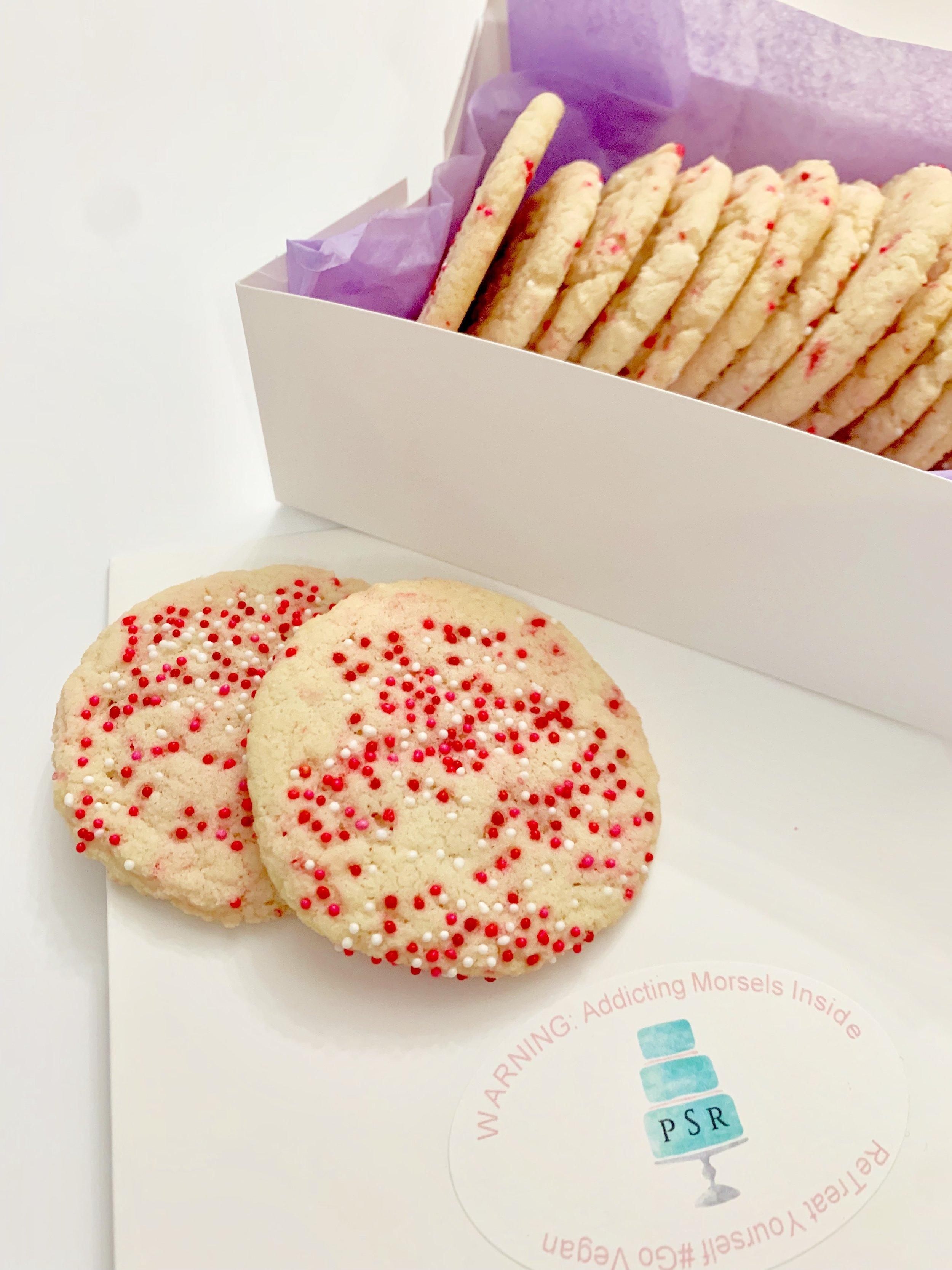 Sugar Cookies (One Dzn) $16