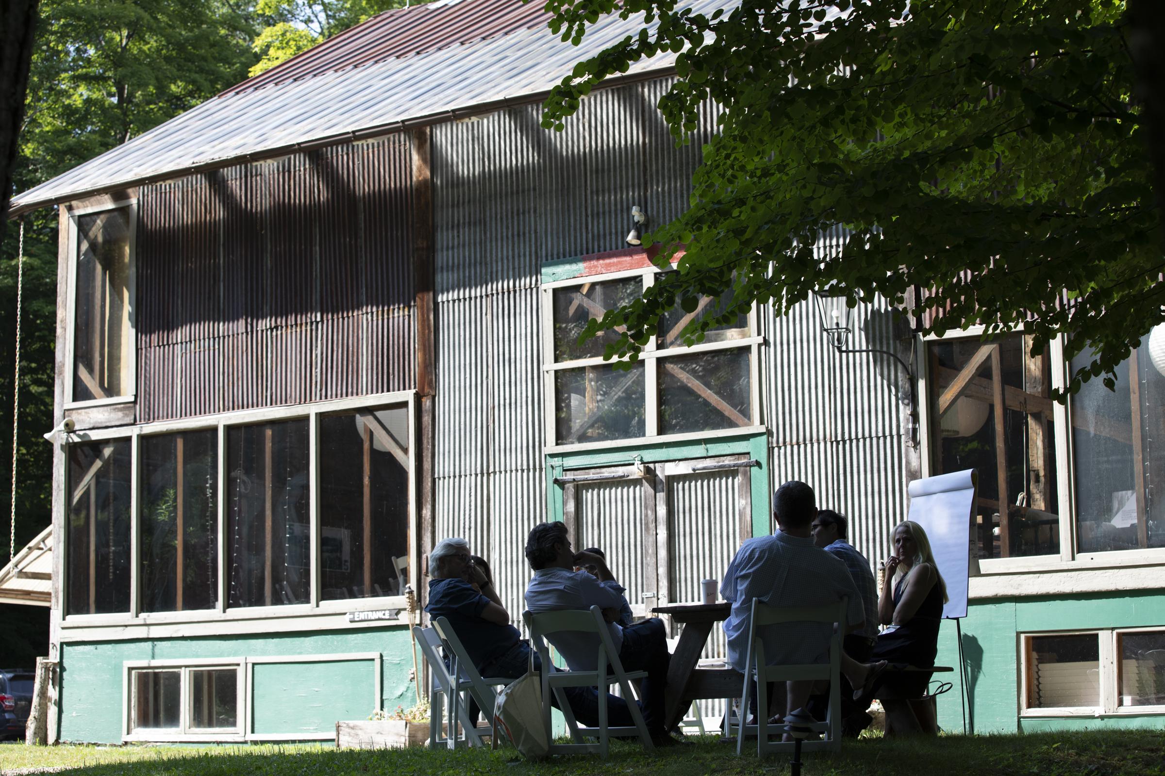 IEC:RPA Barn and Breakout.jpg