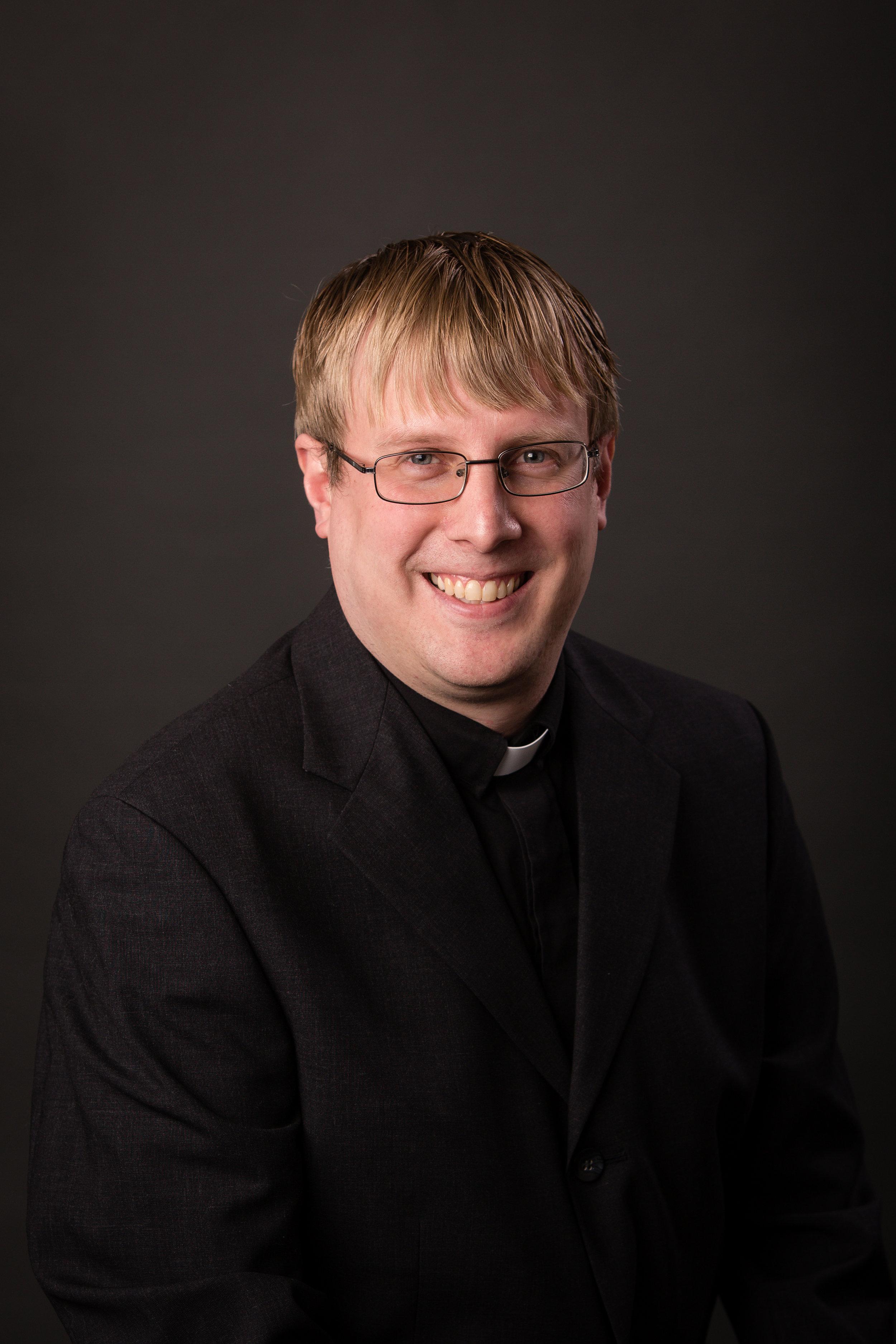 Rev. Jacob Stuenkel, Pastor