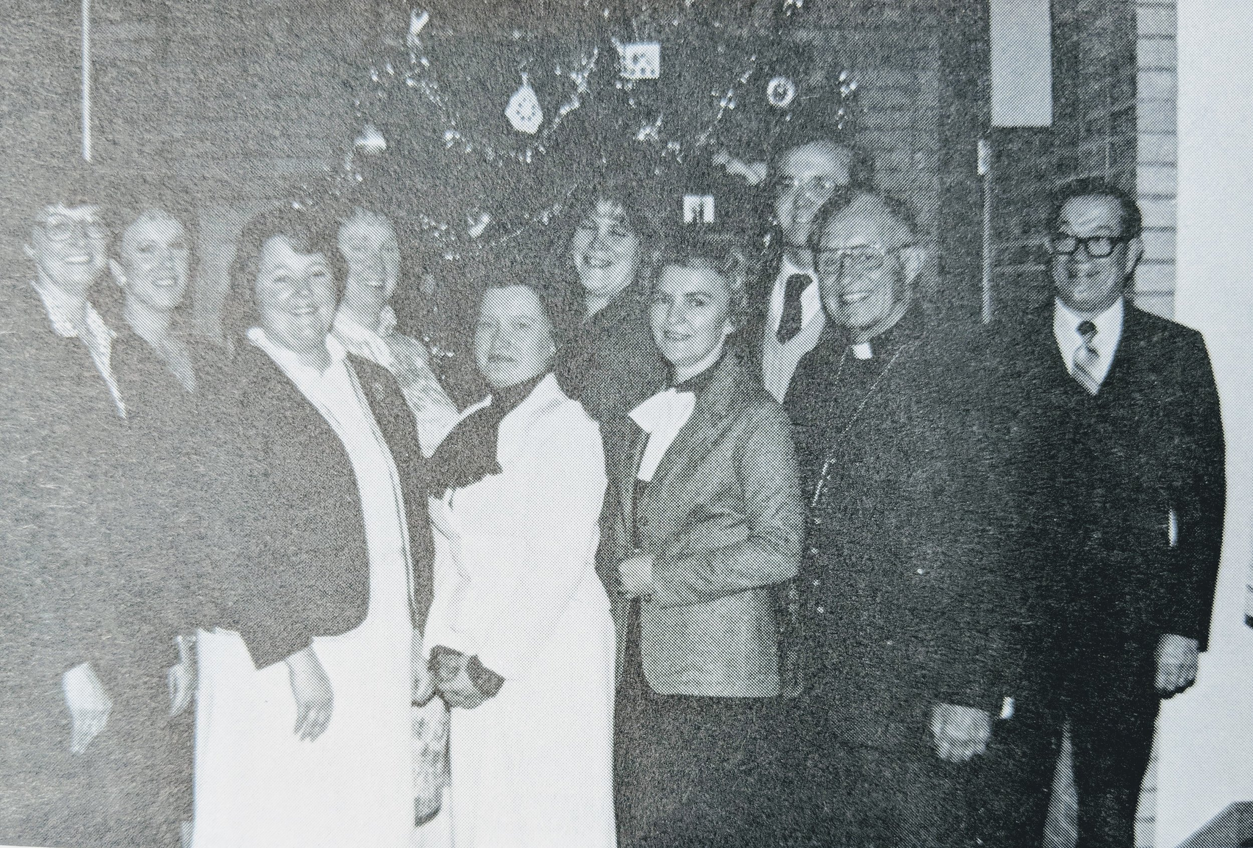 Sunday School Teachers - December 1984