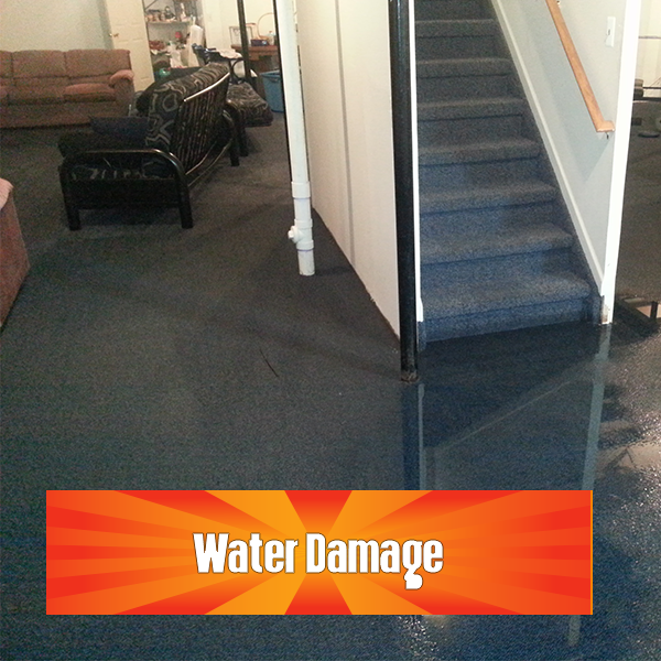 water damage restoration Chesterfield MI