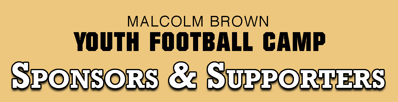 To become a sponsor please email Tommy Brown @ MBFBCAMP@gmail.com or tl.brown82@hotmail.com