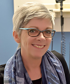 Mme Luce Michaud B. Sc. Infirmières
