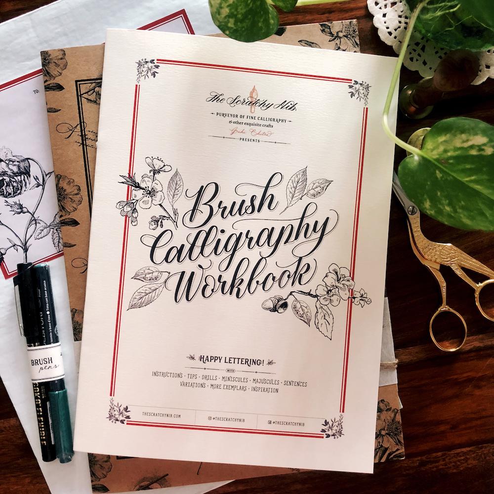 A 24-page workbook